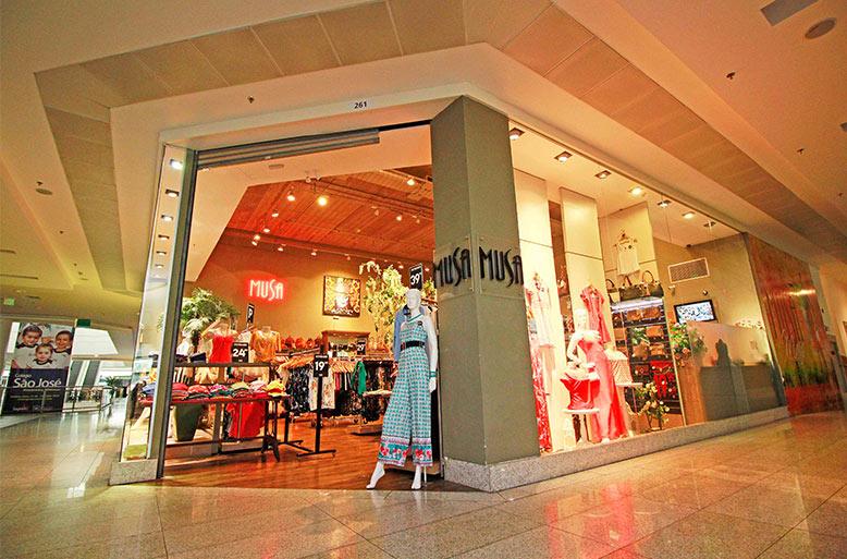 MUSA - Boulevard Shopping